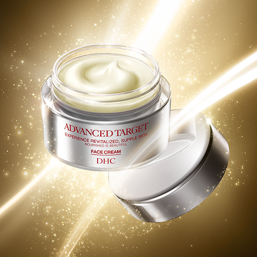 DHC Advanced Target Face Cream Подтягивающий крем для массажа