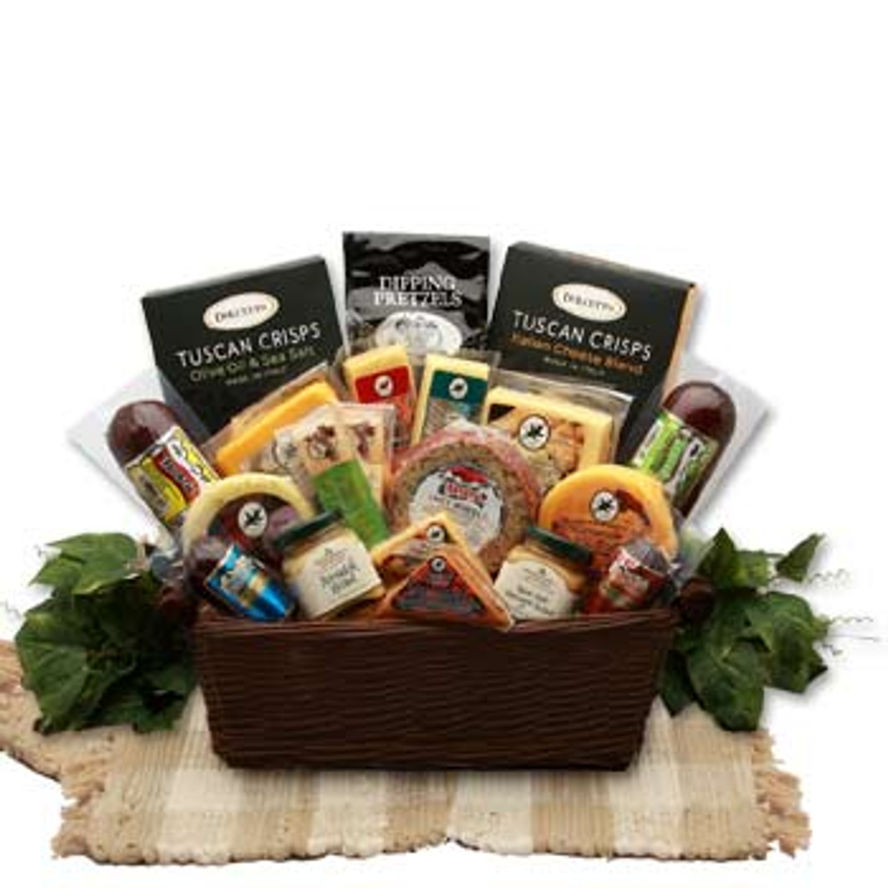 Ultimate Meat & Cheese Sampler