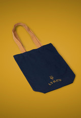 Lyre's branded tote carry bag