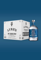 Dry London Non-Alcoholic Spirit - Gin | Lyre's Case of 6