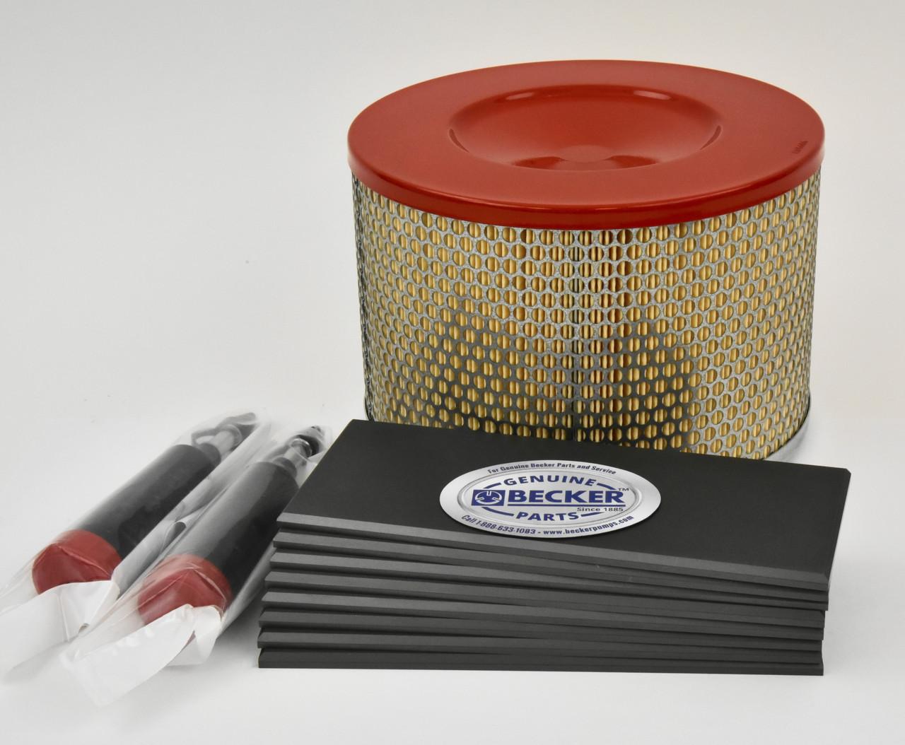 Becker Vacuum Pump Maintenance Kit VTLF 2.400 & 2.500