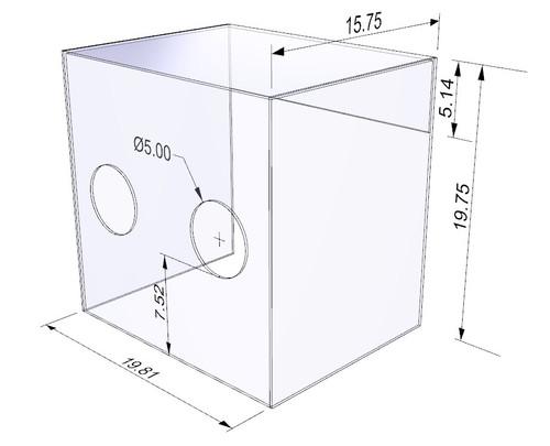 Intubation Box (Single)