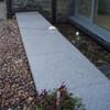Silver Grey Granite Paving Edging