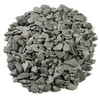 Crushed Green Slate Aggregate Wet