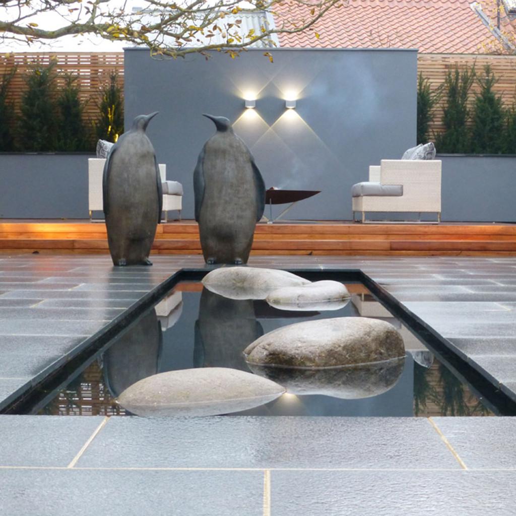 Blue Grey Granite paving in situ1