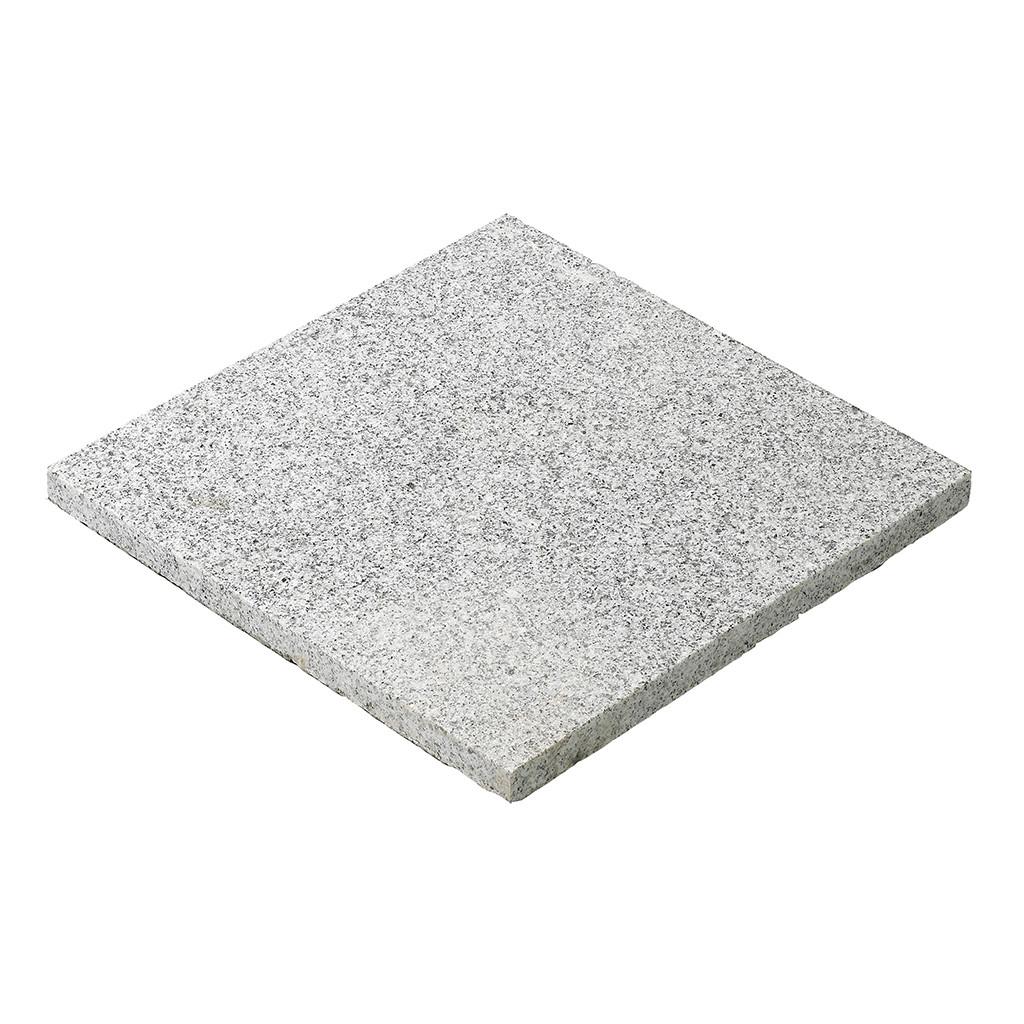 Silver Grey Granite Paving