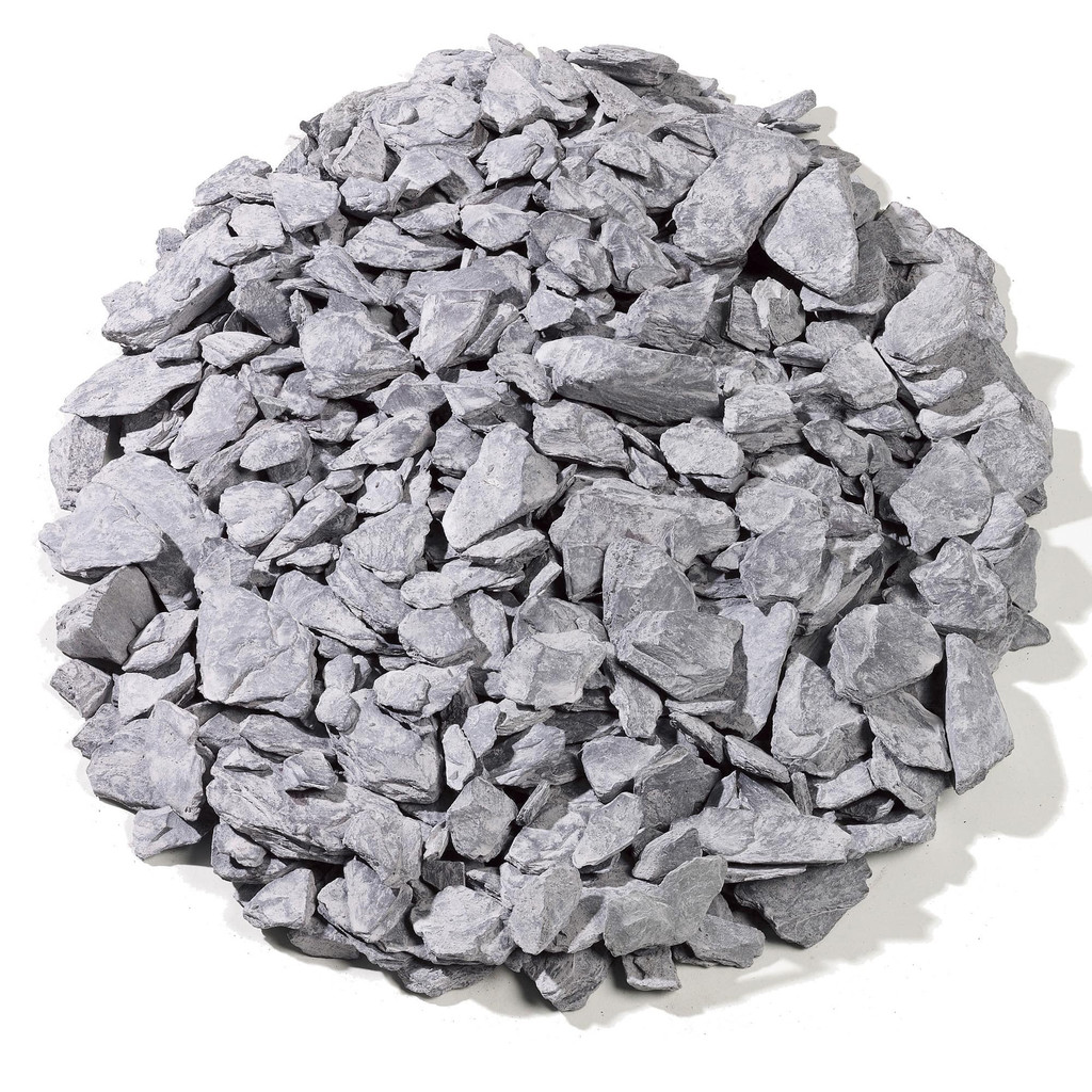 Crushed Blue Slate Aggregate