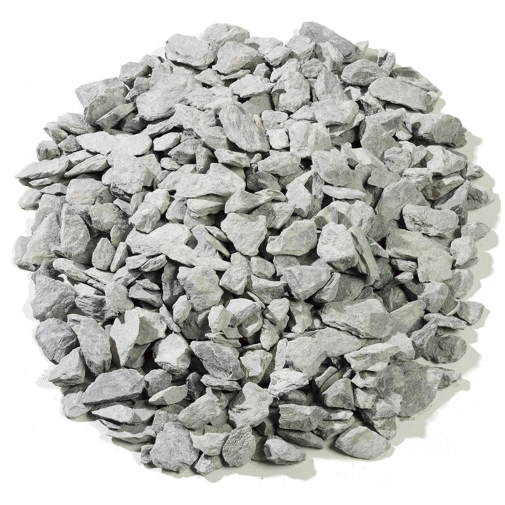 Crushed Green Slate Aggregate
