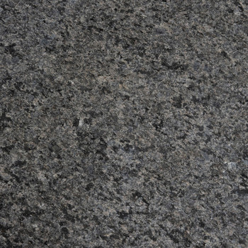 Indian Black Basalt Paving Swatch Wet