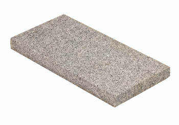 Silver Grey Granite Coping Stone Wet