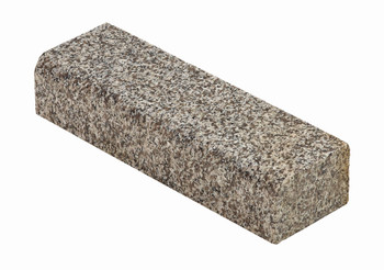 Silver Grey Granite Edging Stone Wet