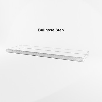 Bullnose Step Graphic