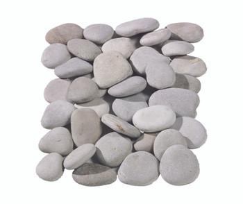 Flat Beige Pebbles