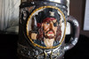 Pirate Skull Tankard Mug
