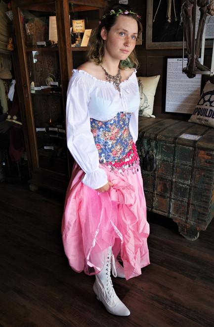 Tulle Long Petticoats