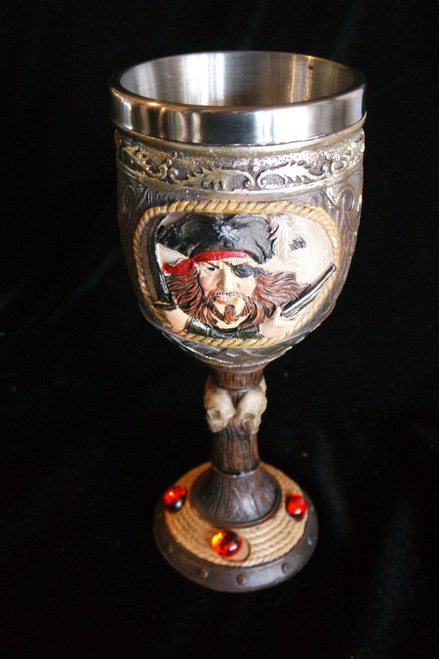 Pirate Goblet Cup