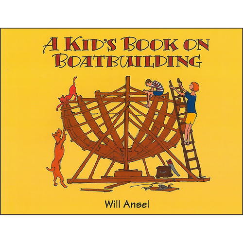 A Kids Book on Boat Building