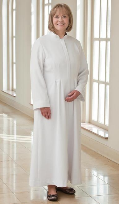 White robe