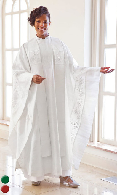 Communion Chasuble & Stole Set