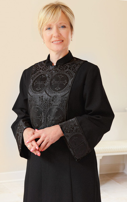 Esther with Brocade Custom Robe