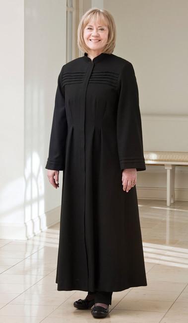 Black linen look