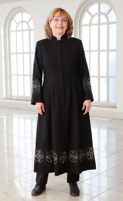 Anna Custom Robe