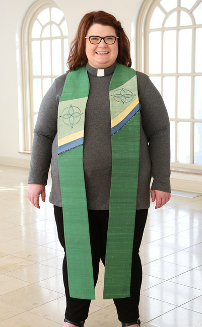 Journey Stole (Pastor or Deacon)