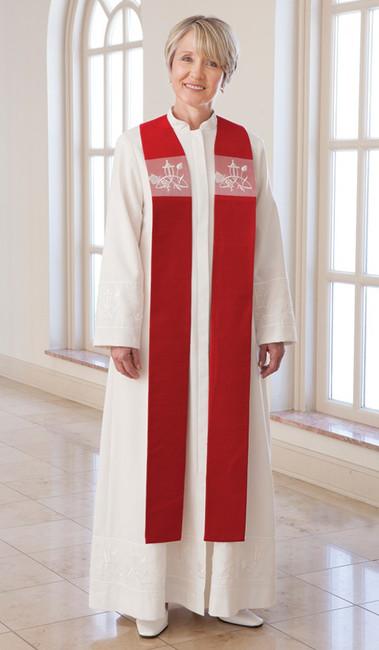 Communion Stole (Pastor or Deacon)