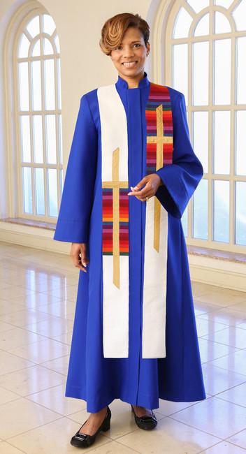 Promise Rainbow Stole (Pastor)