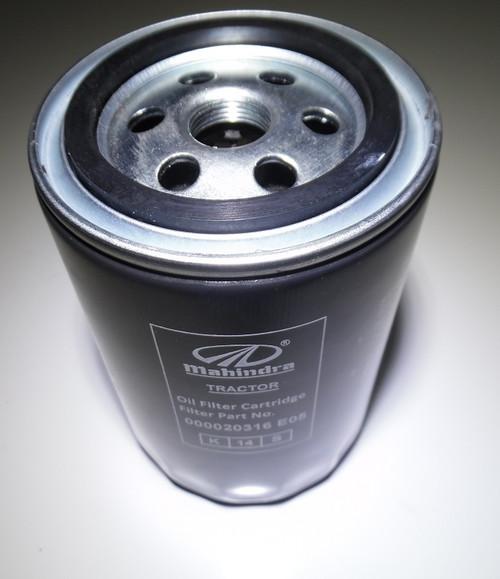 Mahindra 000020316E05 Oil Filter Assembly