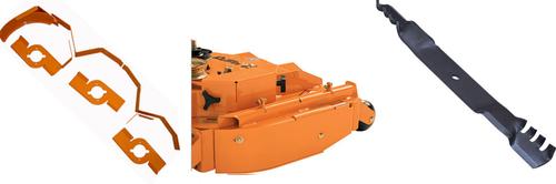 Scag 9265 Hurricane Mulch Kit 52 Advantage