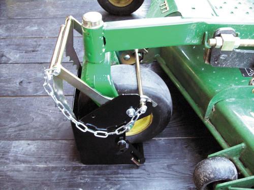 Jungle Jim MH-Small Small Mower Holder