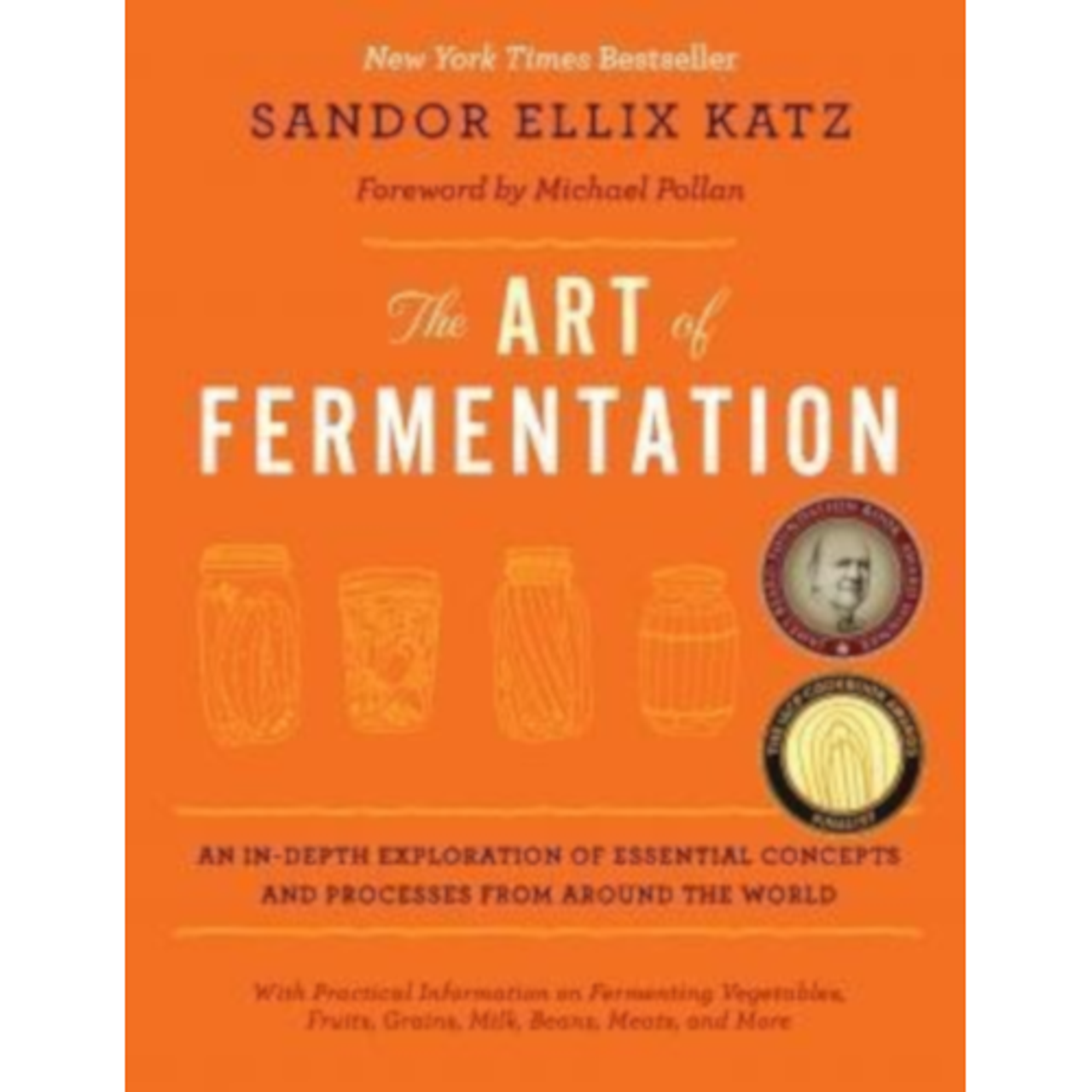 Food Fermentation & Vinegar Books