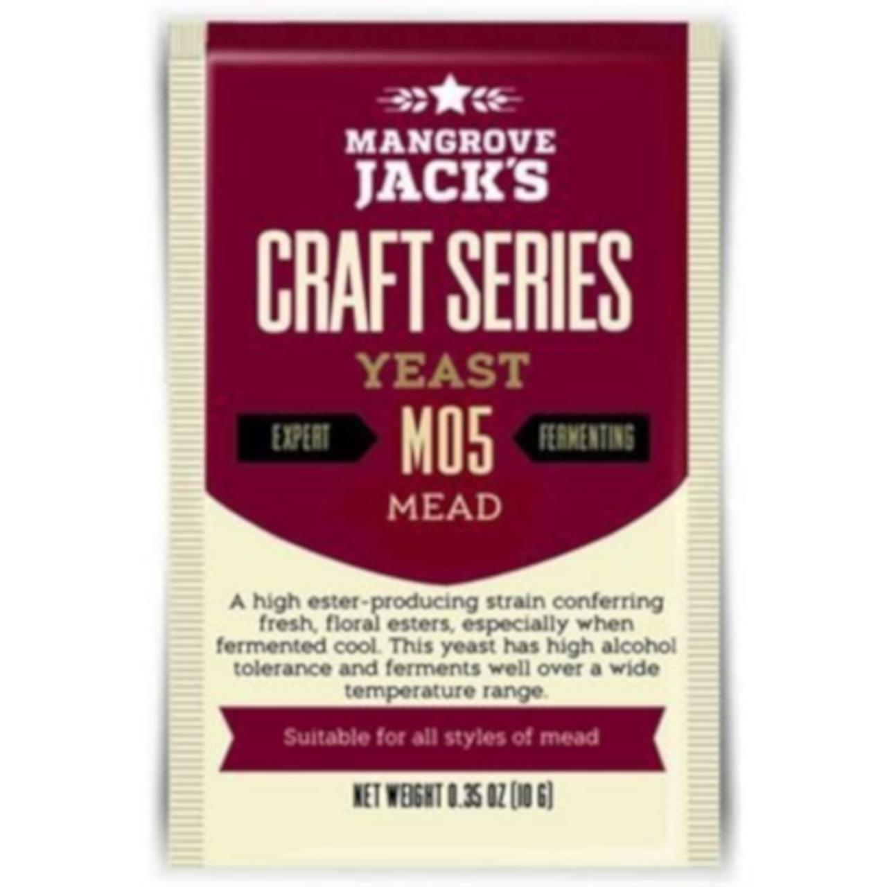 Mangrove Jack Mead Yeast
