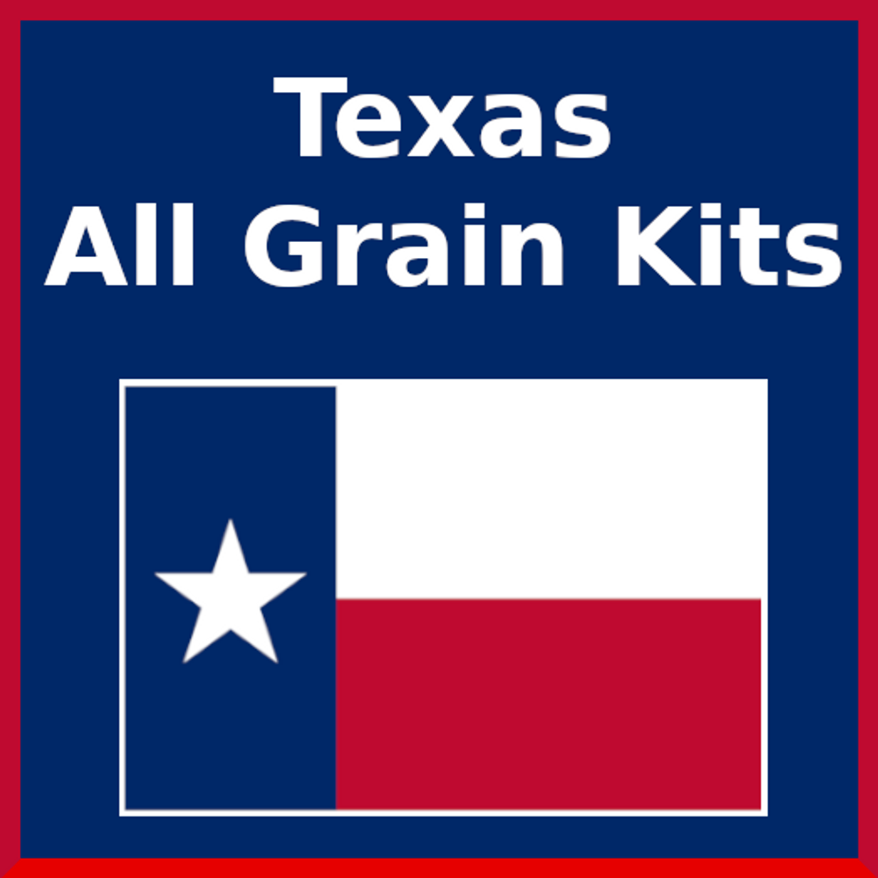 Texas All Grain Recipe Kits