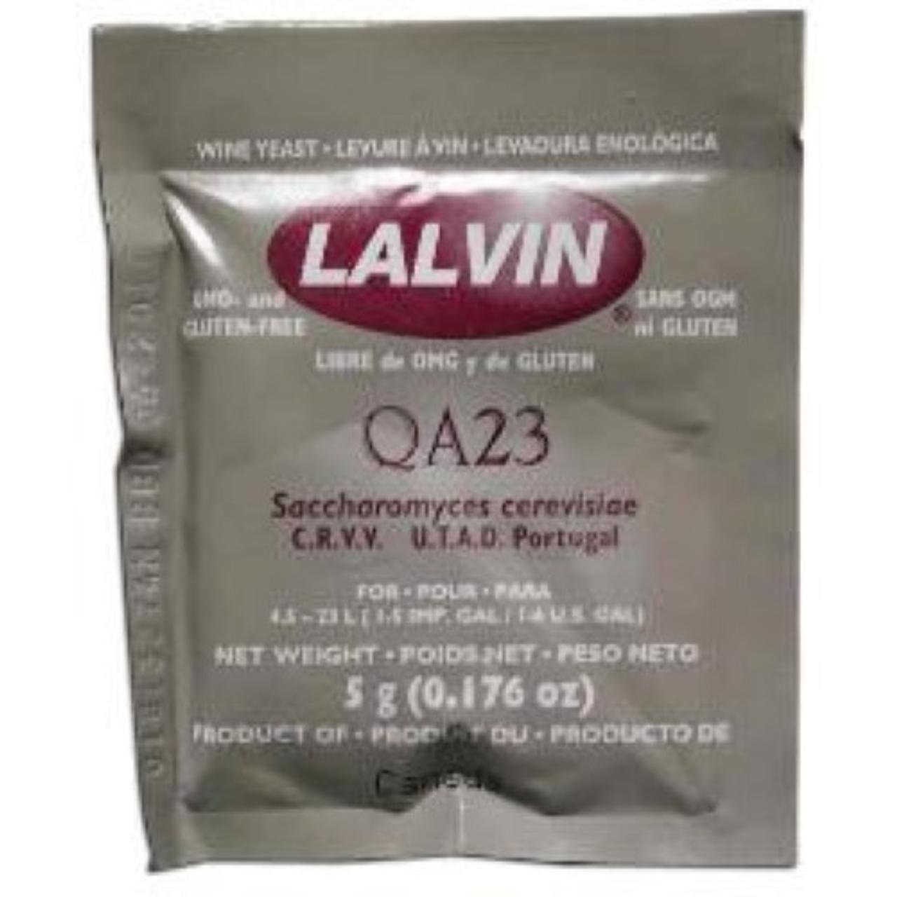 Lalvin Wine Yeast