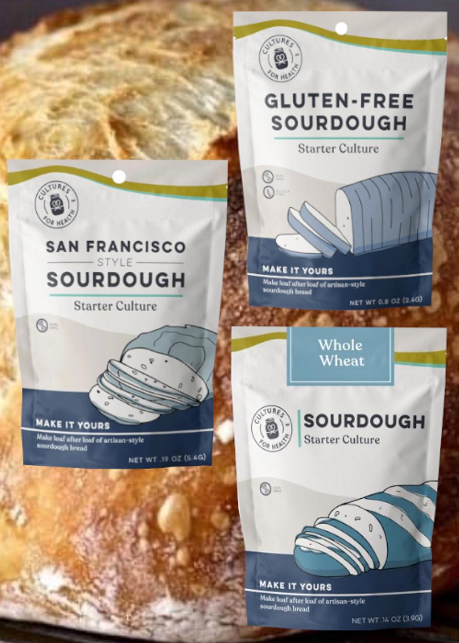 Sourdough Bread Starters