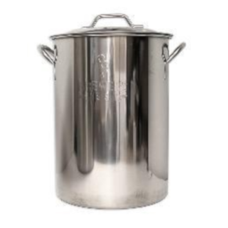 8 Gallon Brewer's Best Basic Brewing Kettle