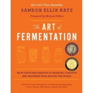 Art of Fermentation Book