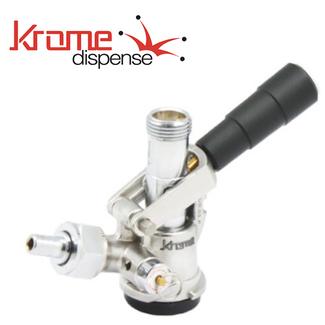 D System Krome American Sankey Coupler - Chrome Plated