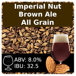 SoCo Imperial Nut Brown Ale - All Grain