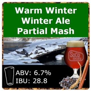 SoCo - Warm Winter - Partial Mash