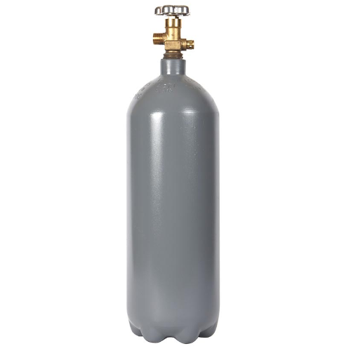 CO2 Cylinder - 10 LB Reconditioned Steel