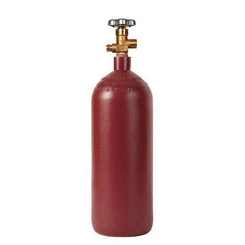 CO2 Cylinder - 20 LB Reconditioned Steel