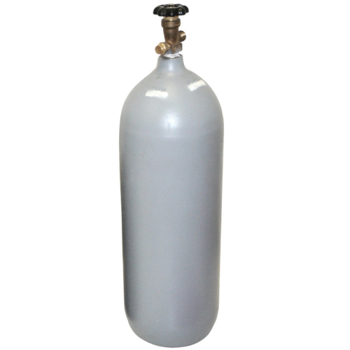 Reconditioned Steel CO2 Cylinder - 5 LB