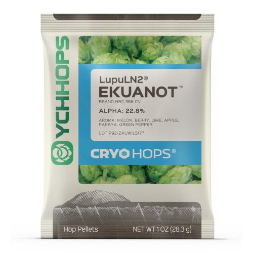 Ekuanot® CRYO HOPS - 1 oz