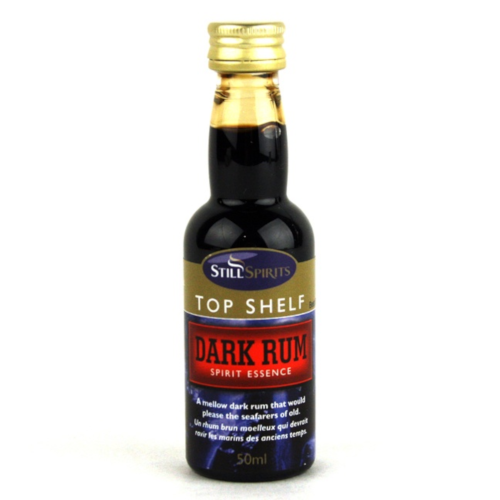 Top Shelf - Dark Rum