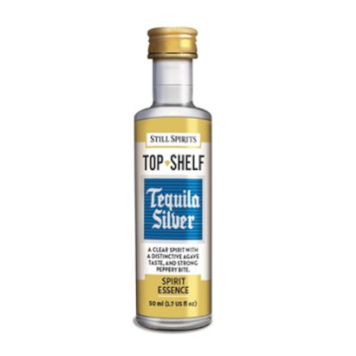 Top Shelf - Silver Tequila
