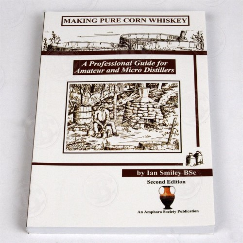 Making Pure Corn Whiskey Book