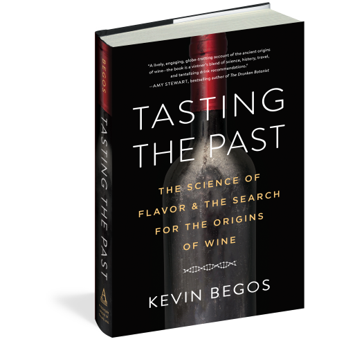 Tasting the Past Book